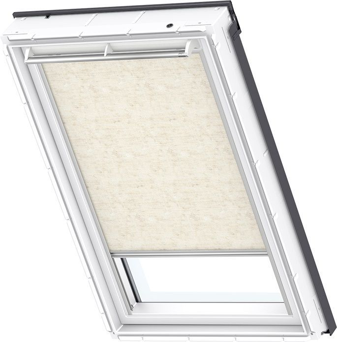 velux sichtschutzrollo rfl 4000 dachmax dachfenster shop velux fakro roto kunststoff holz weiss. Black Bedroom Furniture Sets. Home Design Ideas