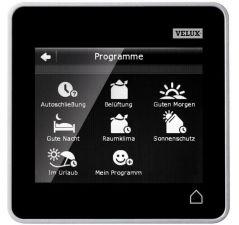 velux integra control pad klr 200 dachmax. Black Bedroom Furniture Sets. Home Design Ideas