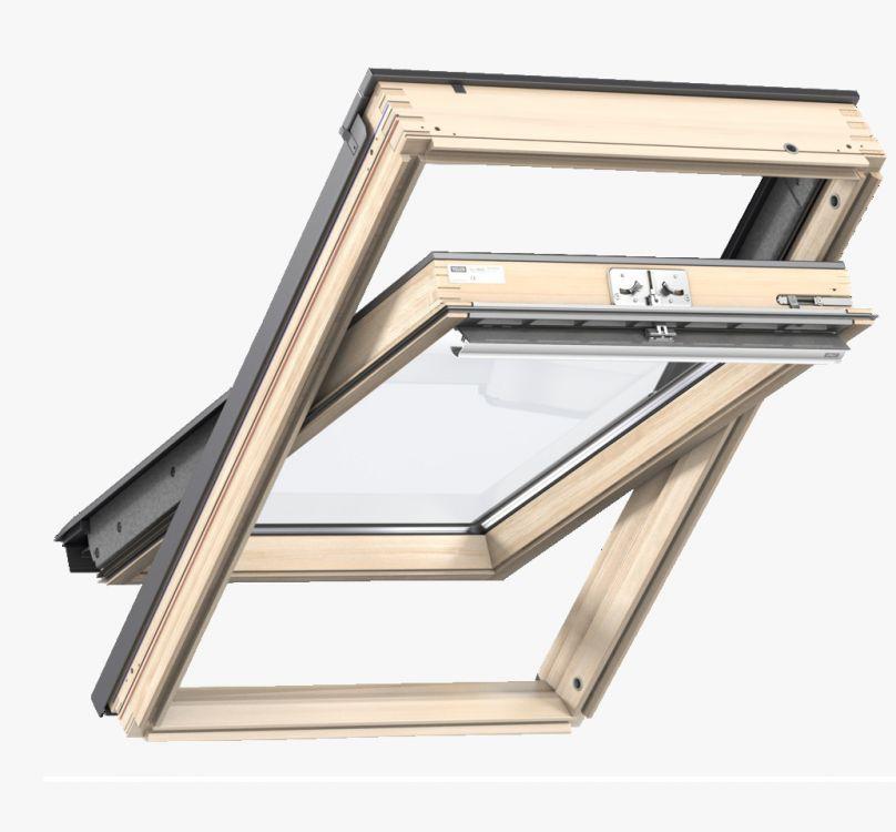 velux gll mk06 1055 78x118 cm alternative zu ggl 3059. Black Bedroom Furniture Sets. Home Design Ideas