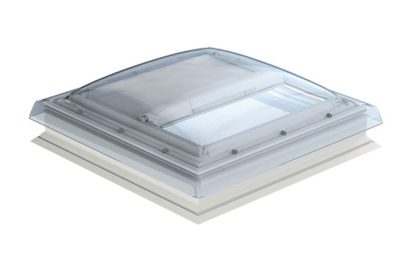 velux cvp flachdach fenster elektrisch zu ffnende ausf hrung mit einer fernbedienung dachmax. Black Bedroom Furniture Sets. Home Design Ideas