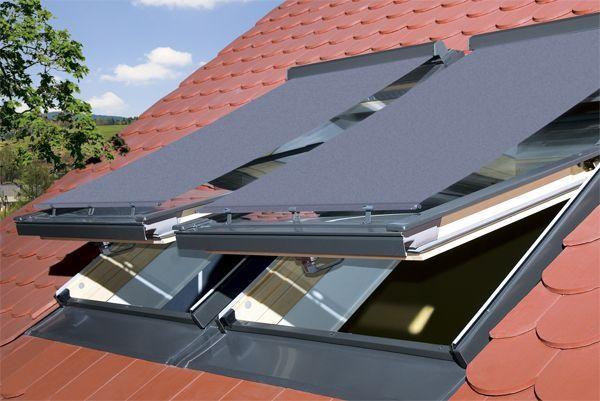 Velux Hitzeschutz Markise Mhl Dachmax Dachfenster Shop