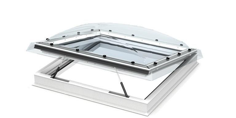 Velux cvp 0073u flachdach fenster 060060 dachmax for Fenster 90x120