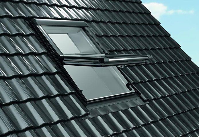 roto r65 k wd al blueline 94x118 dachmax dachfenster shop velux fakro roto kunststoff holz weiss. Black Bedroom Furniture Sets. Home Design Ideas