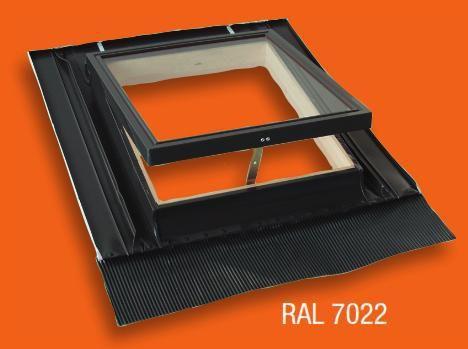 ausstiegsfenster optilook 46x75 cm dachmax dachfenster. Black Bedroom Furniture Sets. Home Design Ideas