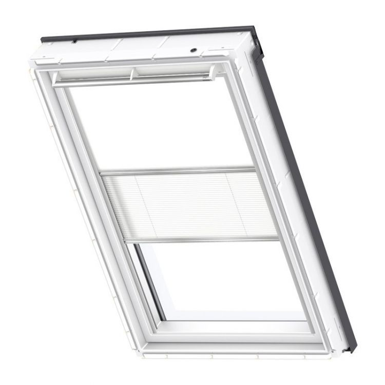 velux rollo plissee duo system dfd 0101 premium dachmax dachfenster shop velux fakro roto. Black Bedroom Furniture Sets. Home Design Ideas