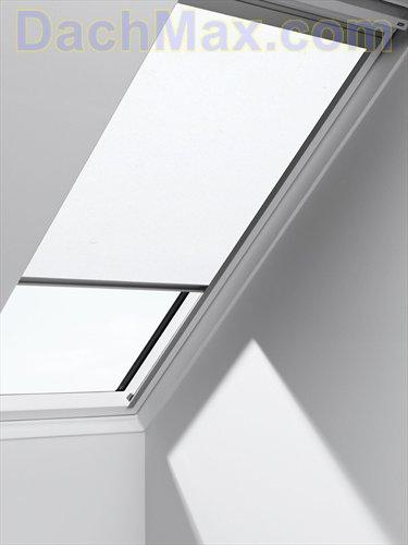 velux verdunkelungsrollo elektro standard dml 1025 weiss. Black Bedroom Furniture Sets. Home Design Ideas