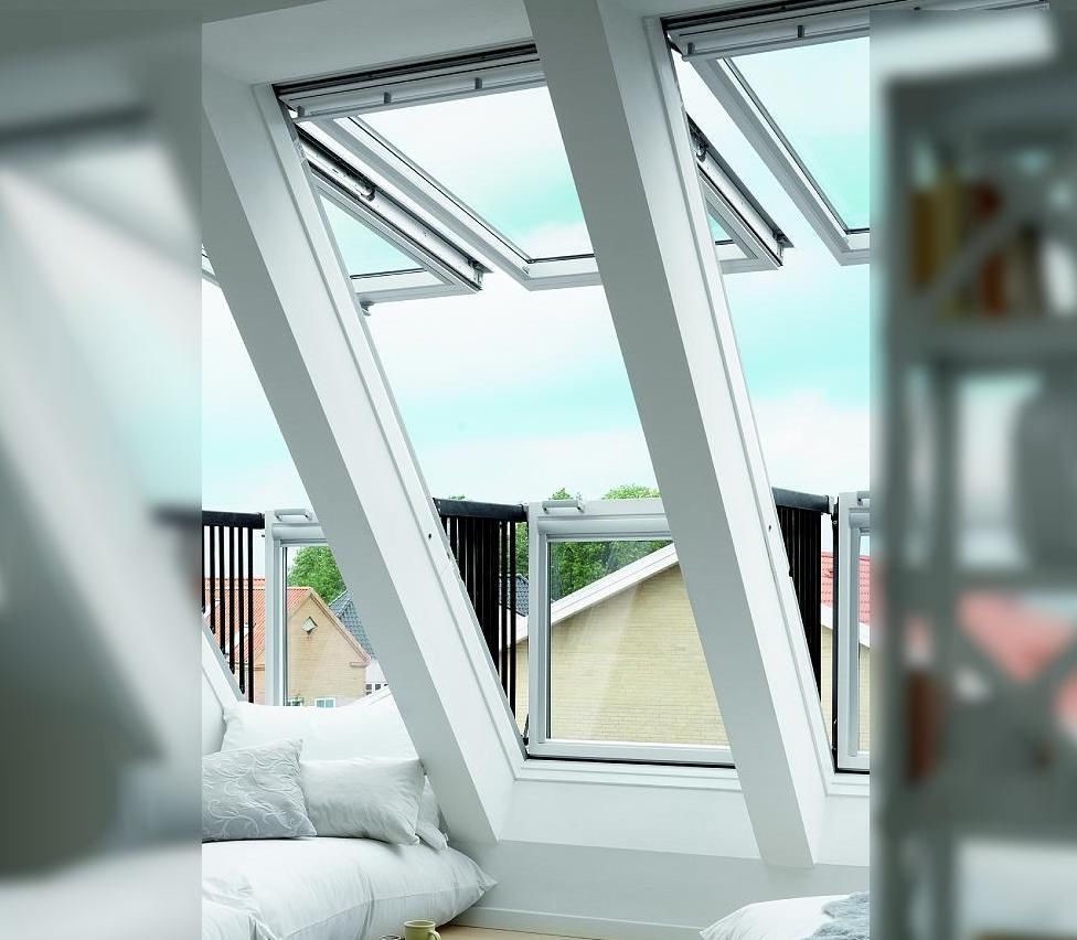 velux cabrio gdl sk19 2066 114x252 cm weiss lackiert dachmax dachfenster shop velux fakro roto. Black Bedroom Furniture Sets. Home Design Ideas