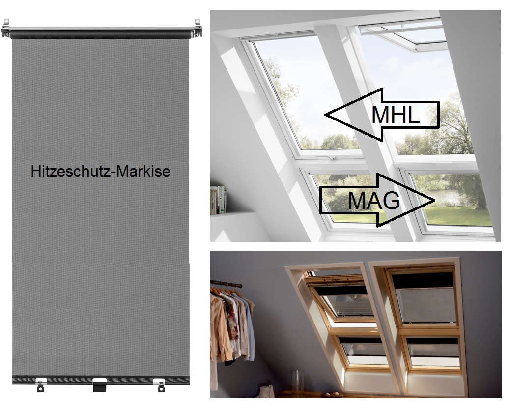 velux hitzeschutz markise mag pk34 5060 dachmax dachfenster shop velux fakro roto kunststoff. Black Bedroom Furniture Sets. Home Design Ideas