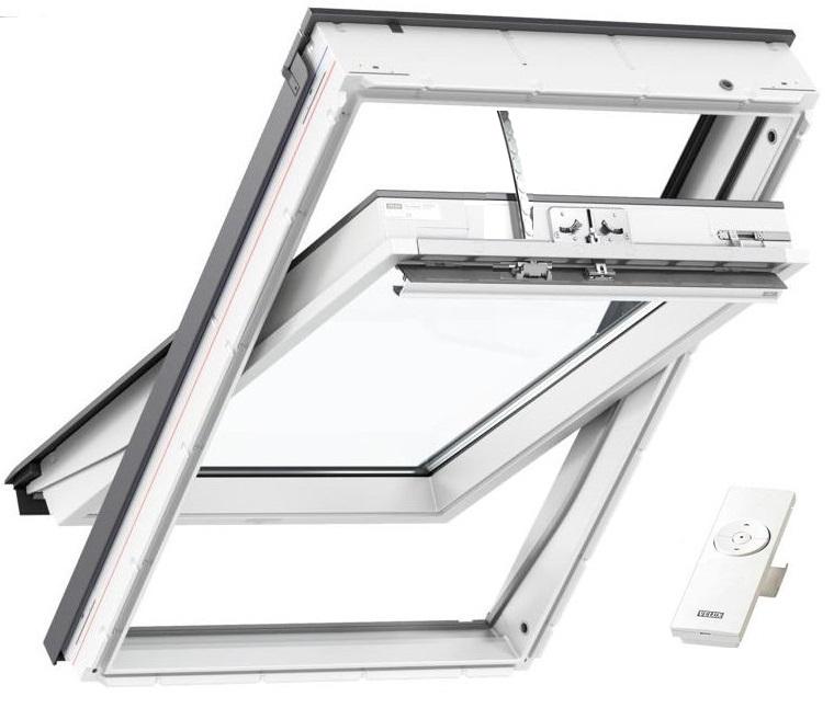 velux kunststoff 3-fach-verglasung dachfenster schwingfenster energie integra elektrofenster ggu glu