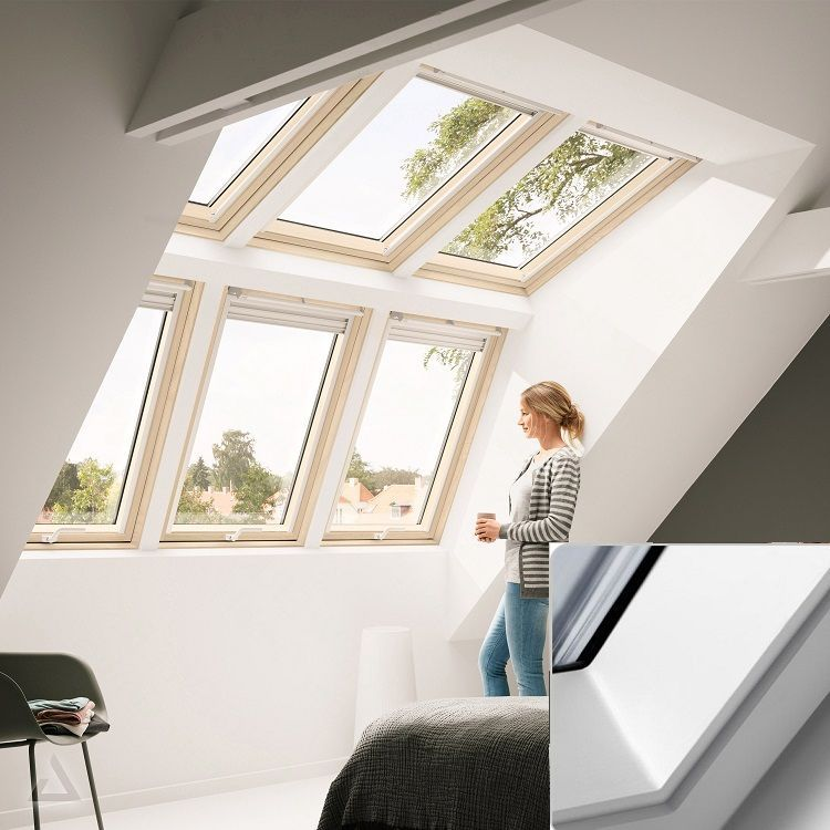 velux lichtl sung panorama drilling sb0w3bk1 mk06 gpu ggu kunststoff thermo dachmax dachfenster. Black Bedroom Furniture Sets. Home Design Ideas