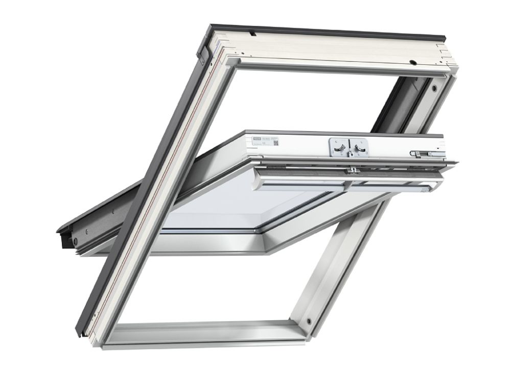 Schwing fenster velux ggu 0068 energie dachfenster aus kunststoff dachmax dachfenster shop velux - Fenster uw wert ...