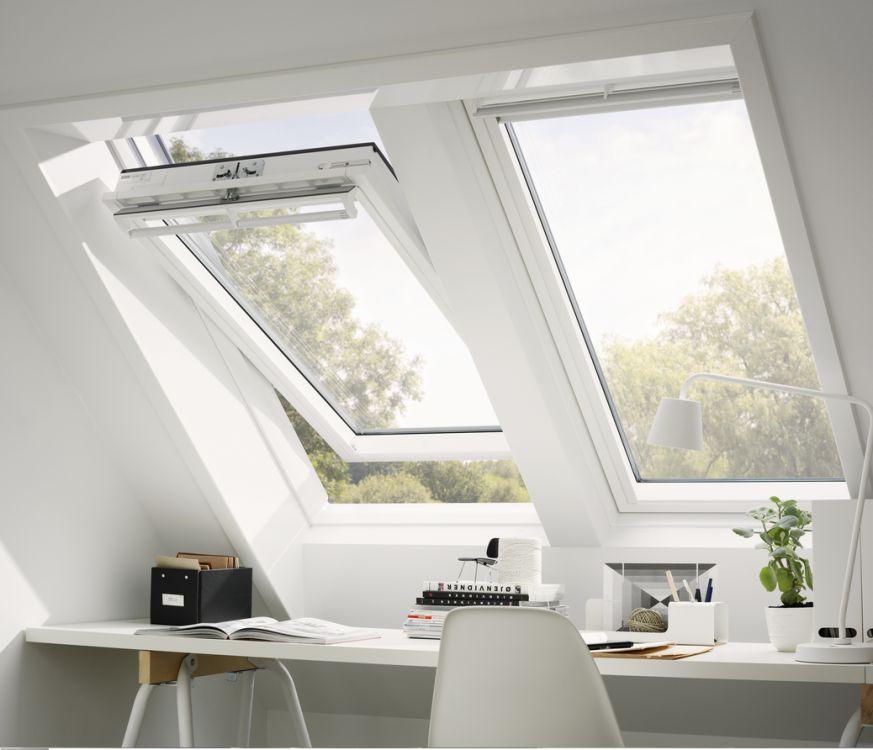 Schwing fenster velux ggu 0068 energie dachfenster aus kunststoff dachmax dachfenster shop velux - Dachfenster 3 fach verglasung ...
