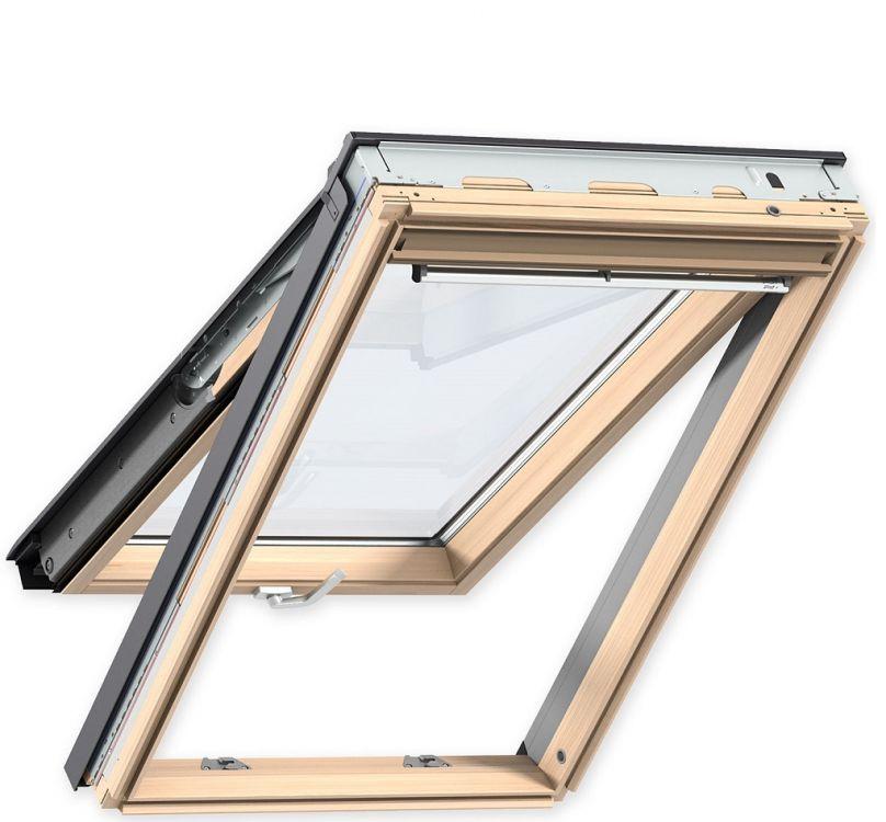Klapp schwing fenster velux gpl 3068 energie dachfenster aus holz dachmax dachfenster shop velux - Fenster uw wert ...