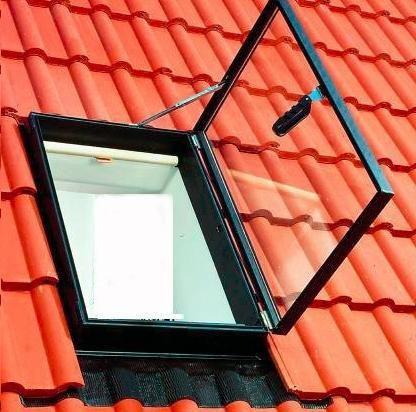 Velux Gvt 103 : ausstiegsfenster velux gvt 103 0000 54 x 83cm dachmax dachfenster shop velux fakro roto ~ Watch28wear.com Haus und Dekorationen