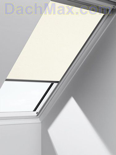 velux verdunkelungsrollo elektro standard dml 1085 beige dachmax dachfenster shop velux fakro. Black Bedroom Furniture Sets. Home Design Ideas